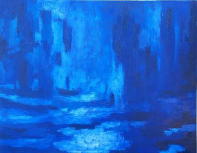 Nocturne 115x145